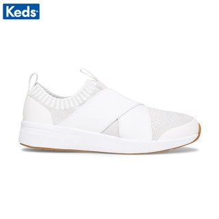 Giày Keds Nữ - Studio Jumper Engineered Mesh White - KD059505 thumbnail