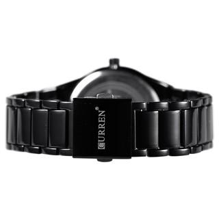 Đồng hồ nam Curren 8160 thép không ghỉ cực men