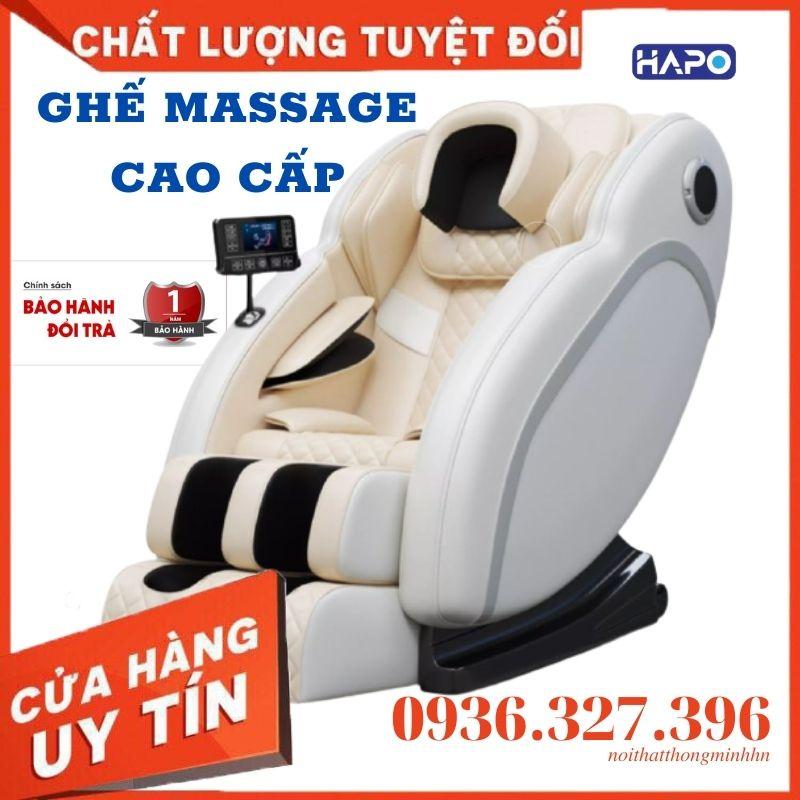 Ghế massage trị liệu toàn thân   giảm đau nhức, mệt mỏi   kết nối loa Bluetooth   chế độ không trọng lực