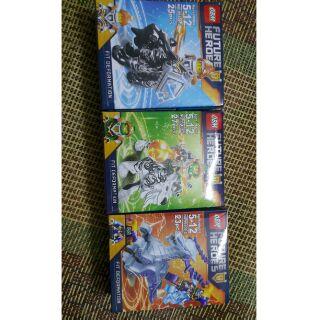 Combo 3 lego siêu nhân
