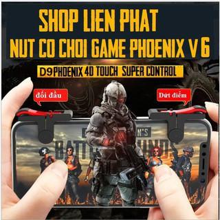 Phím hỗ trợ chơi game PUBG D9 110 chuyên dụng cho điện thoại thumbnail