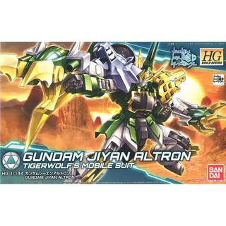 Mô hình chiến binh HGBD Gundam Jiyan Altron