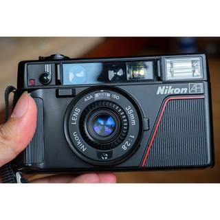 [Thanh lý] [Decor] Máy ảnh film Nikon L35 AF ngoại hình đẹp