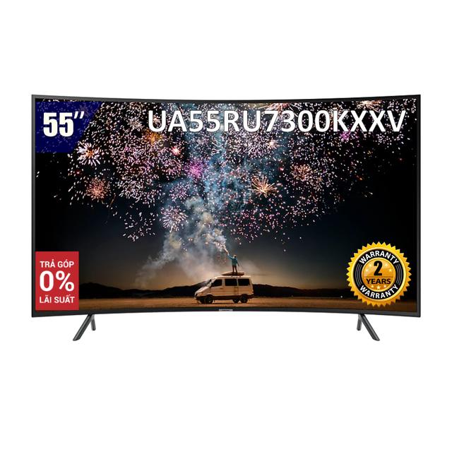 Smart Tivi Samsung 4K 55 inch UA55RU7300KXXV