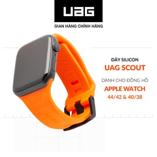 Dây silicon UAG Scout cho đồng hồ Apple Watch thumbnail