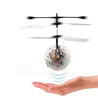 Kid's Flight Balls Aircraft Remote Control Toys Mini Helicopter