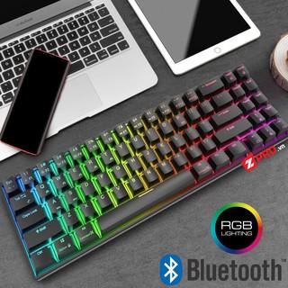 [Mã ELMSHX hoàn 8% xu đơn 500K] Bàn phím cơ Royal Kludge RK71 RGB thumbnail