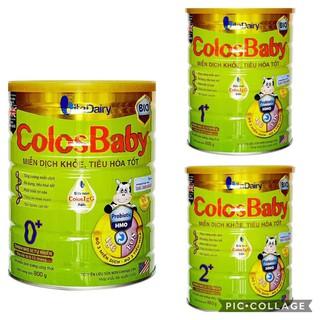 [Mã 77FMCGSALE giảm 8% đơn 500K] Sữa ColosBaby Bio gold 800g thumbnail