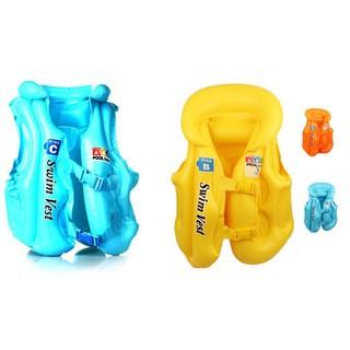 Áo phao bơi Swim vest – KN133