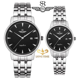 Đồng hồ đôi SRWATCH SG1079.1101TE - SL1079.1101TE mặt kính Sapphire chống nước thời thumbnail