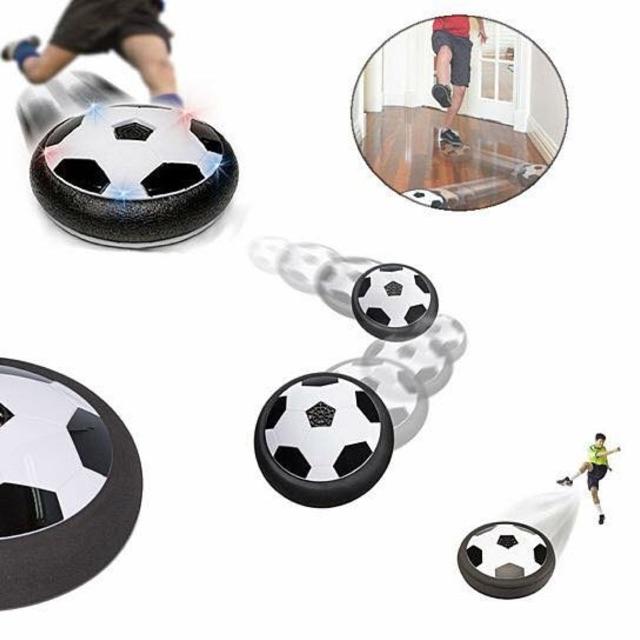 Hoverball - Bóng đá trong nhà