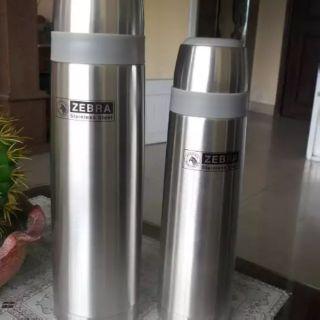 Bình giữ nhiệt zebra 1L Prima II - 112959. Hàng Thái Lan cao cấp, inox 304