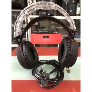 Tai nghe Game Thủ G-Net H99 – Dây usb – Âm thanh 7,1 – BH 12 tháng chính hãng