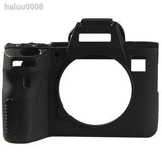 Ốp Silicon Bảo Vệ Camera Cho Sony A7R4 A7Riv A7C / A7S3 7rm4 / A7Rm4 / A7Siii / A7Sm3