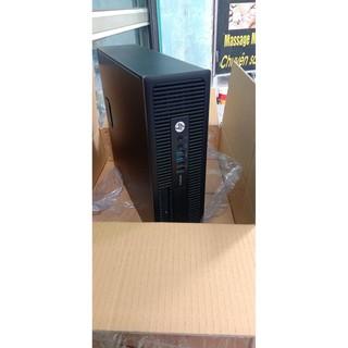 Case máy tính để bàn HP 600g1 sk 1150 / i3 4170/ram 8g buss 1600/ssd 120 gigabyte bảo hành 24 tháng .