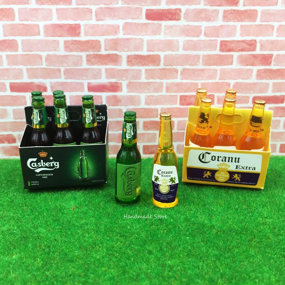 Set thùng bia - Mô hình tỷ lệ 1:12 - 3363954 , 764853433 , 322_764853433 , 88000 , Set-thung-bia-Mo-hinh-ty-le-112-322_764853433 , shopee.vn , Set thùng bia - Mô hình tỷ lệ 1:12