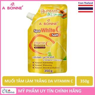 Muối Tắm Sữa Bò Tẩy Tế Bào Chết A Bonne Spa Milk Salt Vitamin C - Chính Hãng thumbnail