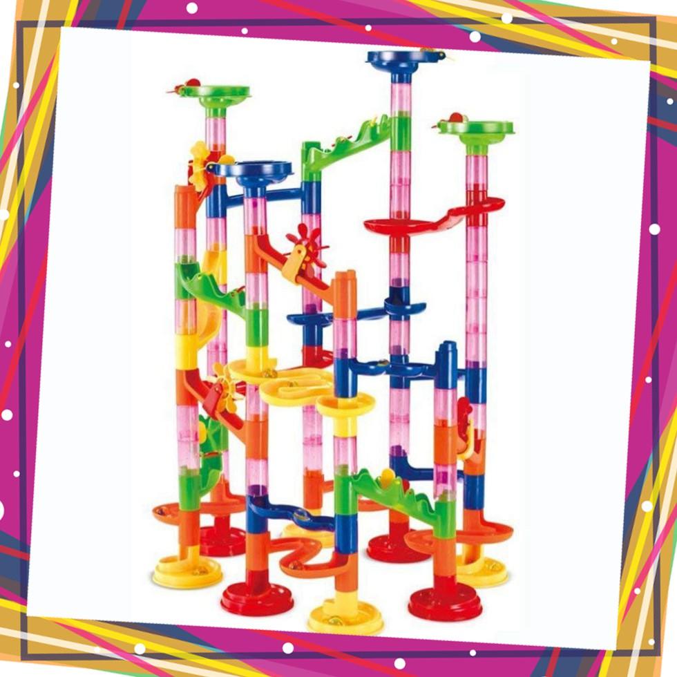 (Rẻ) Bộ đồ chơi lắp ráp Marble run–3942 (Tốt Rẻ)