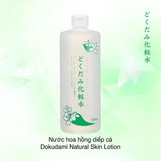 Nước hoa hồng diếp cá Dokudami Nhật Bản 500ml thumbnail