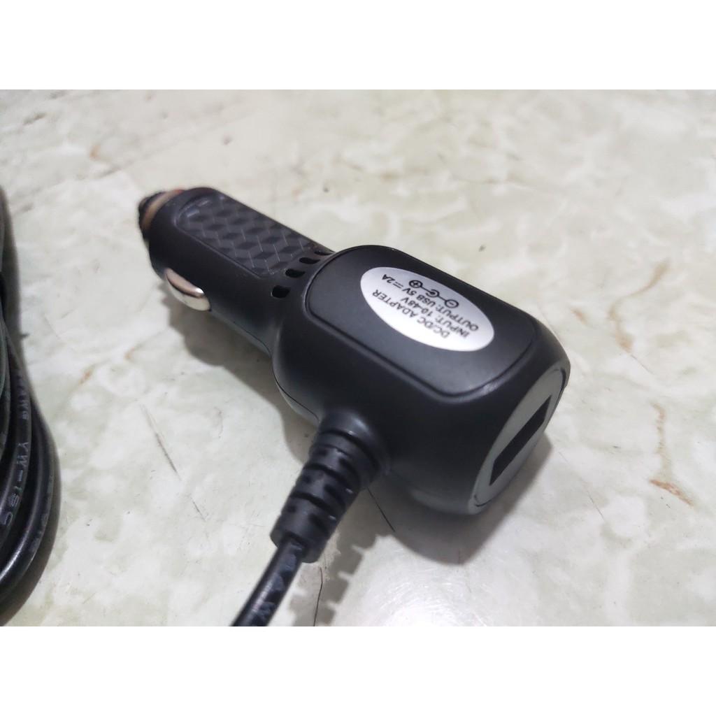 Dây Nguồn Dùng Cho Camera Hành Trình Mini Cắm USB