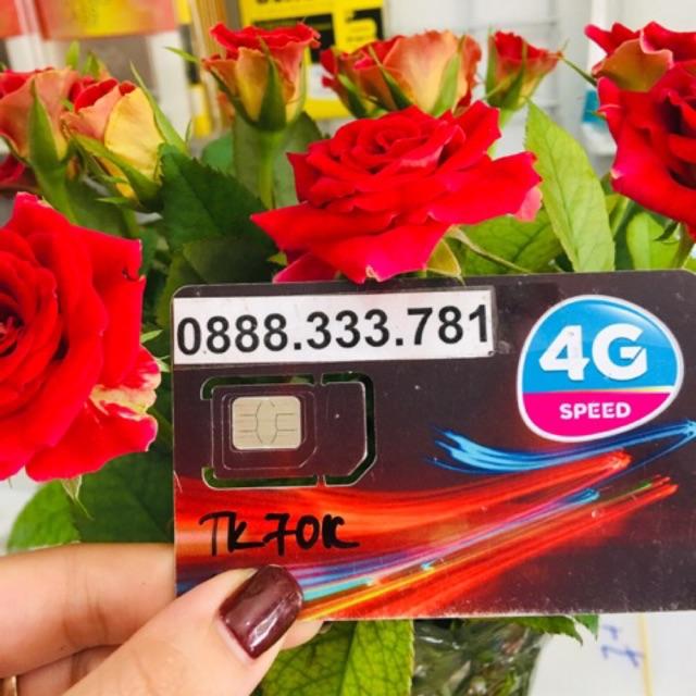 sim vinaphone tam hoa kép siêu rẻ tài khoản chính 70k