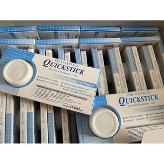 [Giá gốc] Que thử thai Quicktick USA – giao hàng kín đáo theo yêu cầu