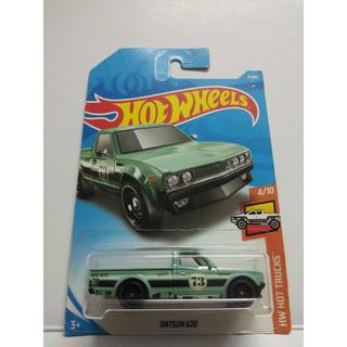 Xe Mô Hình Chính Hãng HotWheels – Datsun 620