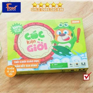 Trò chơi Cóc Kiện Trời-đồ chơi gắn kết gia đình-mang lại nhiều giá trị quý báu-giúp tăng khả năng sáng tạo,tư duy cho bé thumbnail