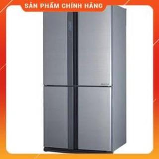 [ FREE SHIP KHU VỰC HÀ NỘI ] Tủ lạnh Sharp 4 cánh SJ-FX631V-SL