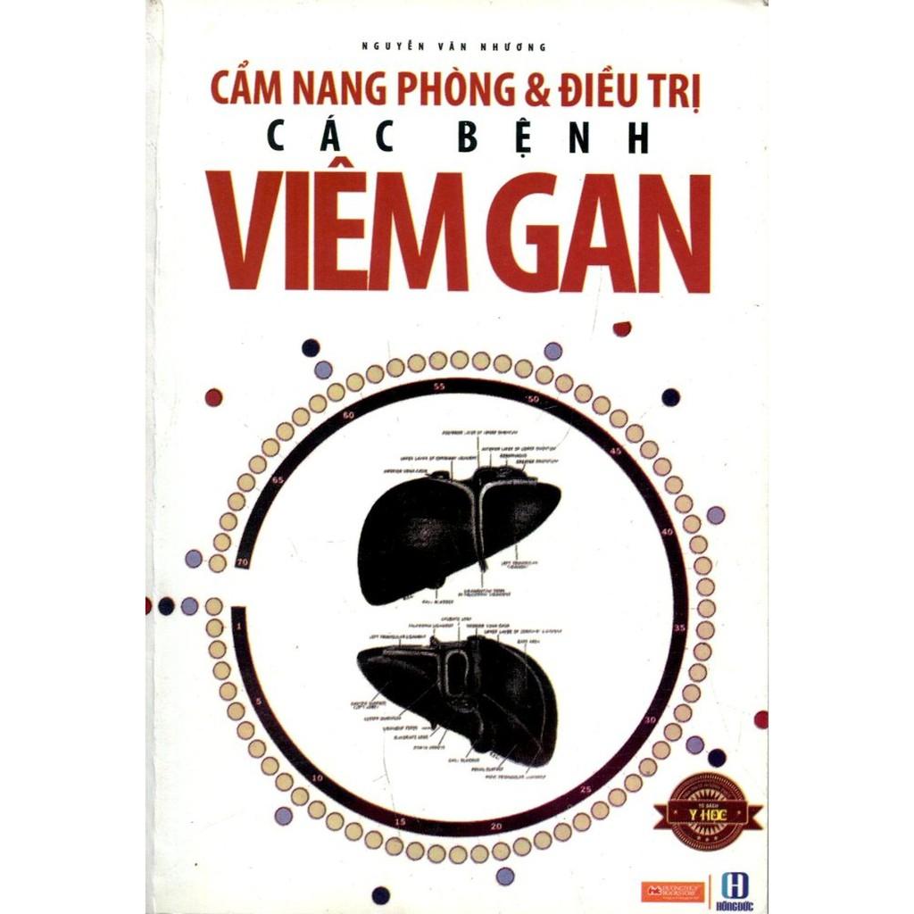 Sách -Cẩm Nang Phòng Và Điều Trị Các Bệnh Viêm Gan