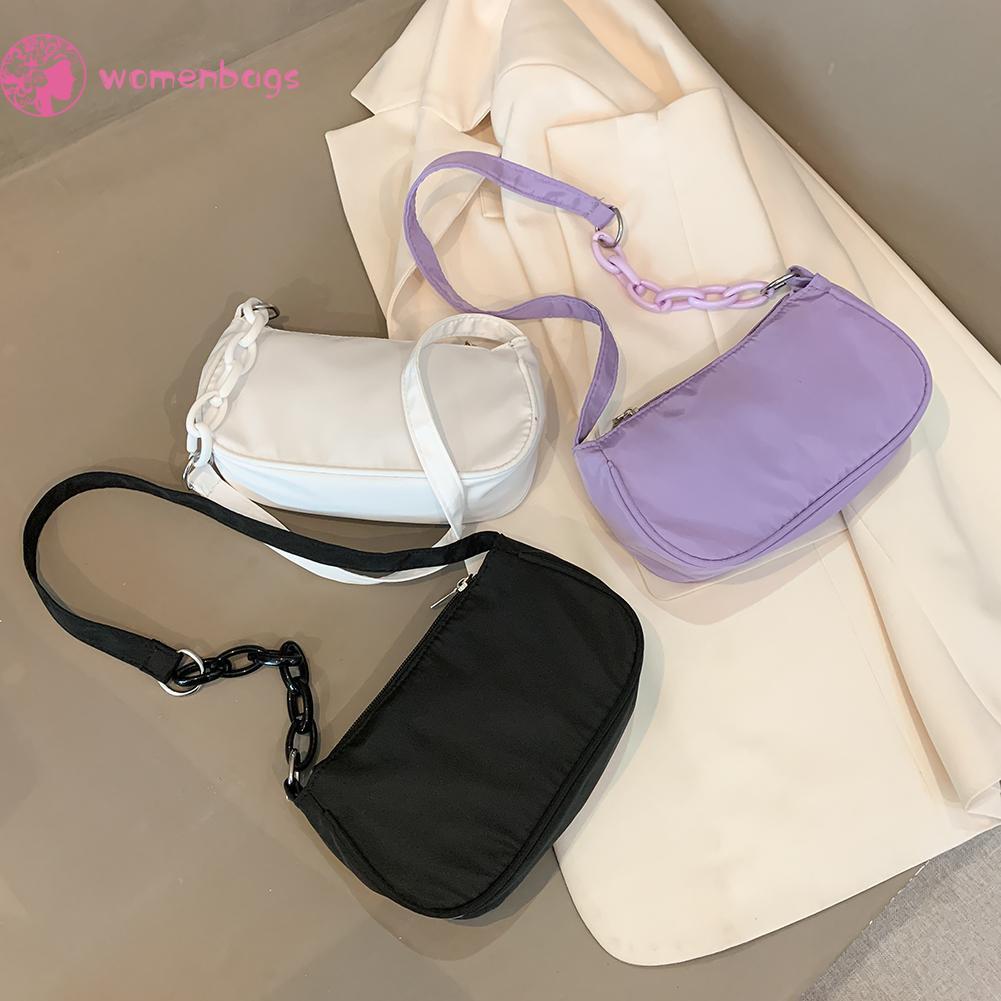 Túi xách vải nylon phong cách đơn giản chất lượng cao