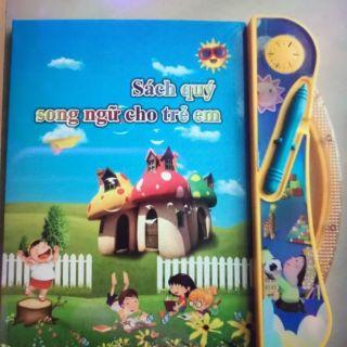 Quyển sách quý song ngữ cho trẻ em