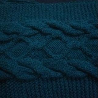 Khăn choàng và nón len Nam đan thủ công