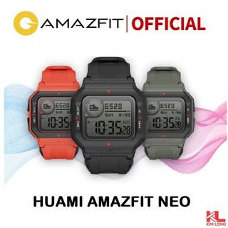 Đồng hồ thông minh Huami Amazfit Neo - Bản Quốc Tế