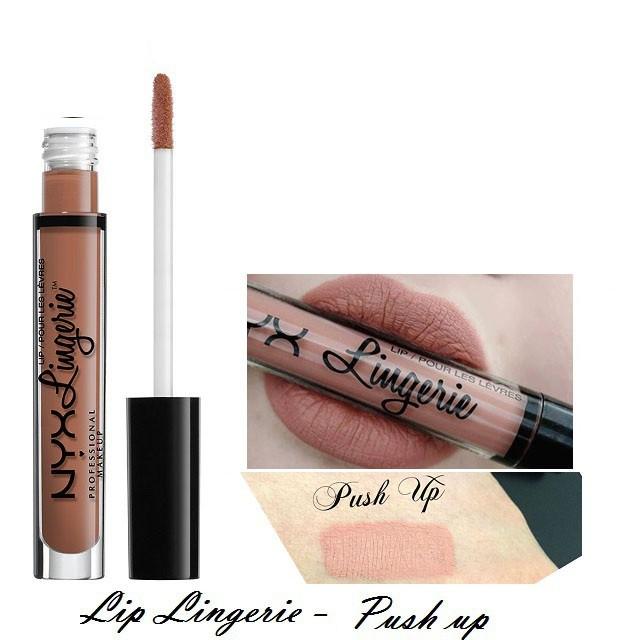 Son Kem Lì chính hãng NYX Professional Makeup Lip Lingerie LIPLI05, LIPLI06, LIPLI08