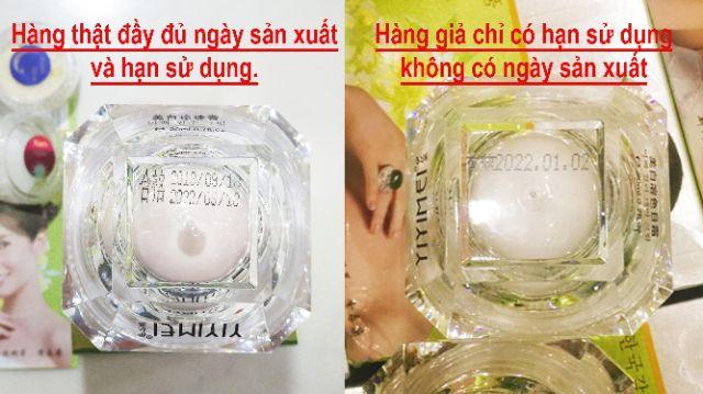 [Chính Hãng] Mỹ phẩm trị nám cao cấp Yiyimei 5in1, Kem trị nám, tàn nhang, dưỡng trắng da Yiyimei.