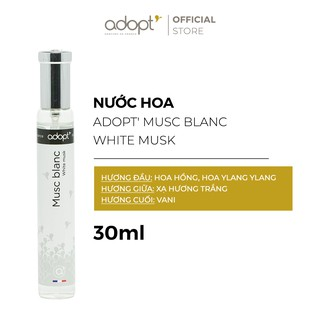 Nước Hoa Adopt Musc Blanc White Musk 30ml thumbnail