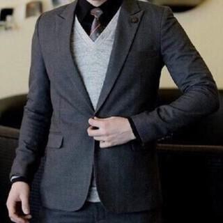 Combo 2 áo vest nam màu xám lịch lãm