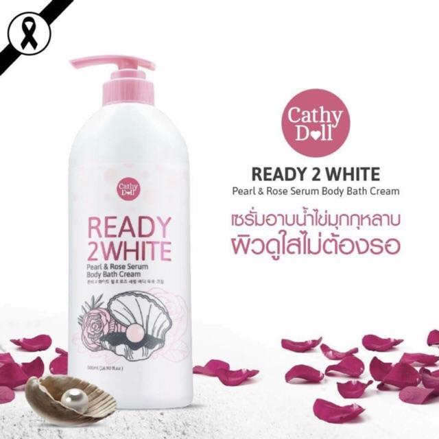 Sữa Tắm Cathy Doll dưỡng trắng 450ml