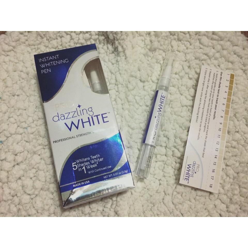 BÚT TẨY TRẮNG RĂNG PRO DAZZING WHITE