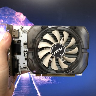 Card màn Hình Gainward GT 730 1Gb DDR5 Lắp cho case Đồng Bộ Bo Lùn