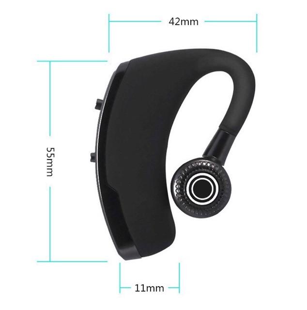 Tai nghe nhét tai một bên mini không dây v9 Bluetooth 5.0