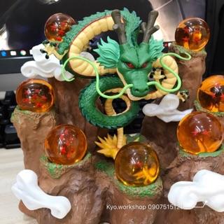 Mô hình Rồng Trái đất Dragon Balls