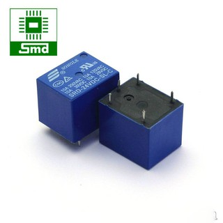 Relay SONGLE SRD-24VDC-SL-C 24V (10A - 5 chân)
