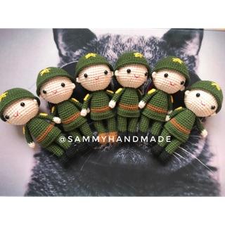 Chiến sĩ bộ đội