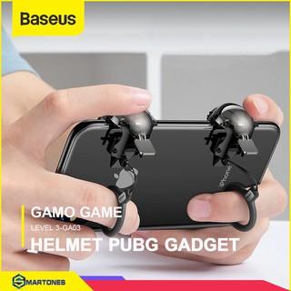 Bộ nút chơi game PUBG Baseus Gamo GA03 kích hoạt nút bắn mục tiêu L1 R1 Bộ điều khiển bắn súng cho điện thoại thumbnail