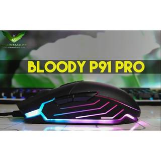 Chuột chơi game P91 Pro RGB 16k DPI CPI thumbnail
