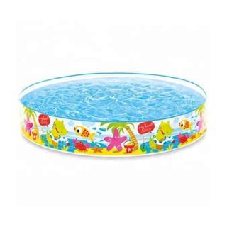 Bể bơi lắp dựng hình cá 1m52 INTEX 56451