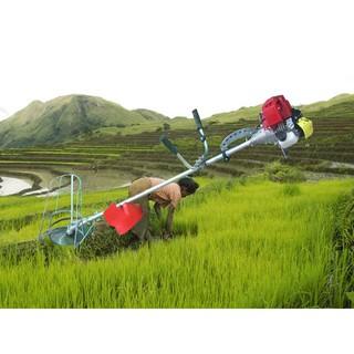 Máy gặt lúa cầm tay loại đeo vai SV35