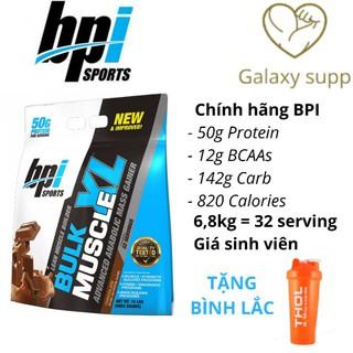 BPI BULK MUSCLE MASS TĂNG CÂN KHÔNG TĂNG MỠ 32 liều dùng